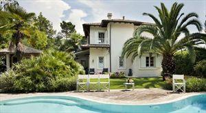 Villa Apuana  Mare  : Бассейн