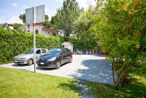 Villa Nancy : Parking space
