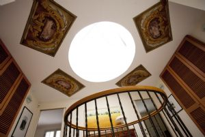 Villa Nancy : Inside view