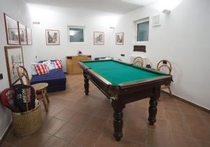 Villa Nancy : Billiards