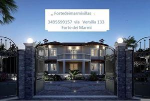 Villa    Carducci : Villa singola Forte dei Marmi