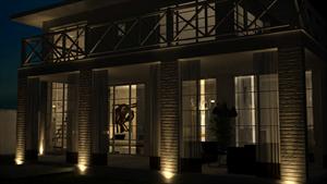 Villa Vivaldi : Вид снаружи