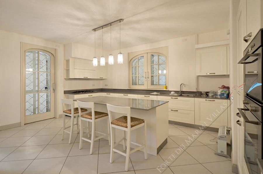 Villa Azzurra  : Kitchen
