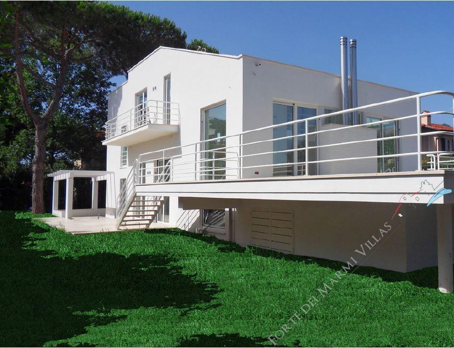Villa Lucente Forte dei Marmi