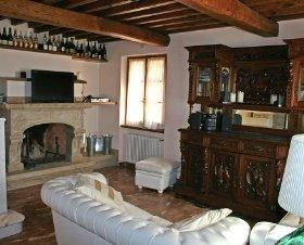 Villa Arianna : Living room