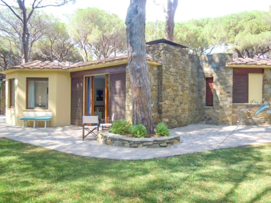 Villa Roccamare Отдельная вилла Аренда Roccamare