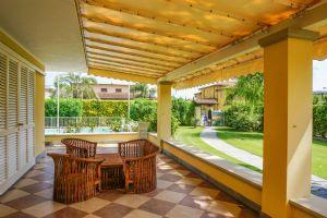 Villa Provence : Veranda
