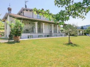 Villa Sorriso : Outside view