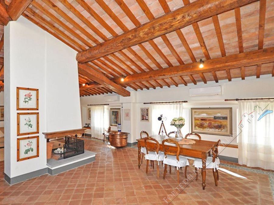 Villa Reale  : Sala da pranzo