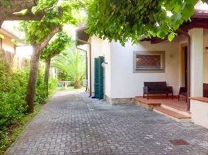 Villa dei Platani : Vista esterna