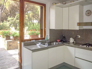 Villa Roccamare : Kitchen