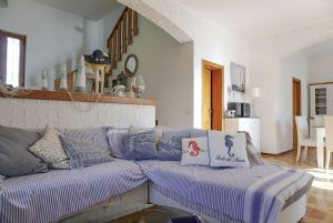 Villa Bixio : Lounge