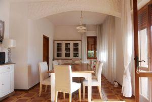 Villa Bixio : Dining room