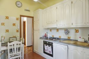 Villa Bixio : Kitchen