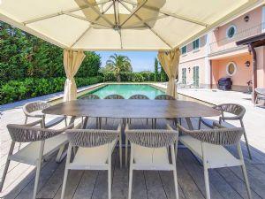 Villa Caravaggio : Veranda