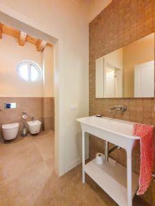 Villa Caravaggio : Bagno