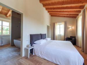 Villa Caravaggio : Camera matrimoniale