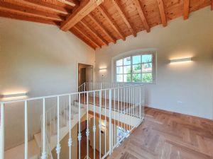 Villa Caravaggio : Vista interna