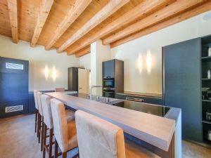 Villa Caravaggio : Sala da pranzo