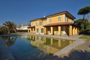 Villa Cimabue : Вид снаружи