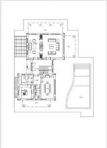Villa Cimabue : планиметрия