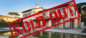 Villa Picasso: Villa singola in vendita Forte dei Marmi