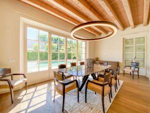 Villa Picasso : Sala da pranzo