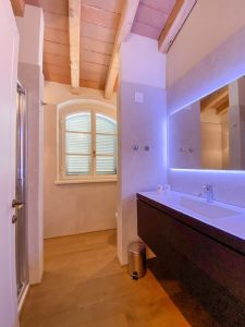 Villa Picasso : Bathroom with shower