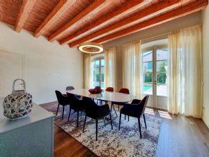Villa Modigliani : Sala da pranzo