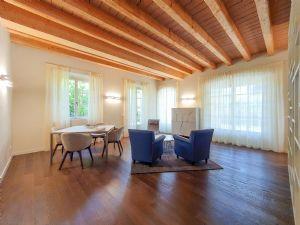 Villa Modigliani : Salotto