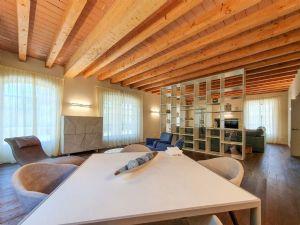 Villa Modigliani : Salone