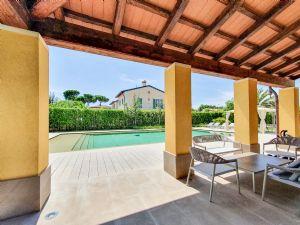 Villa Modigliani : Vista esterna