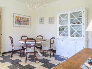 Villa Manu : Sala da pranzo