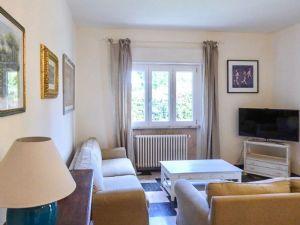 Villa Manu : Lounge