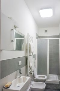 Villa Holiday : Bathroom with shower