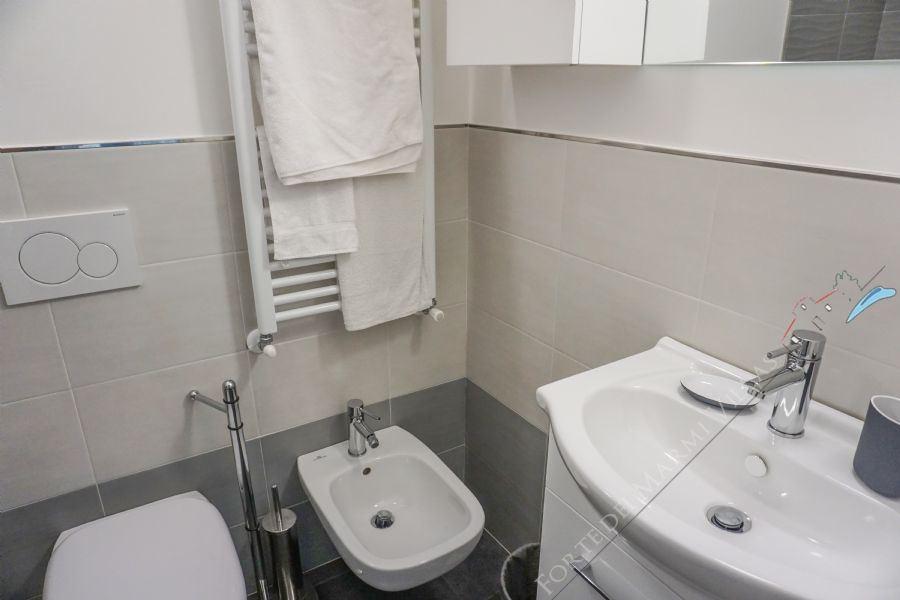 Villa Holiday : Bagno con doccia