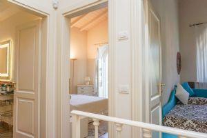 Villa Ostras : Inside view