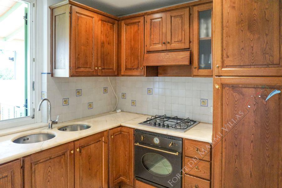 Villa La Perla : Cucina