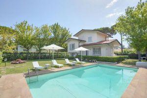 Villa Delfino: Villa singola Forte dei Marmi