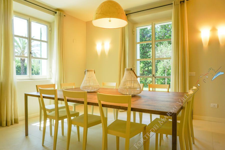 Villa Sweet : Dining room