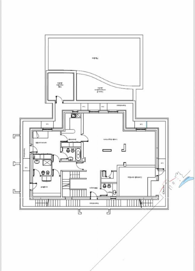 Villa Sweet : planimetry