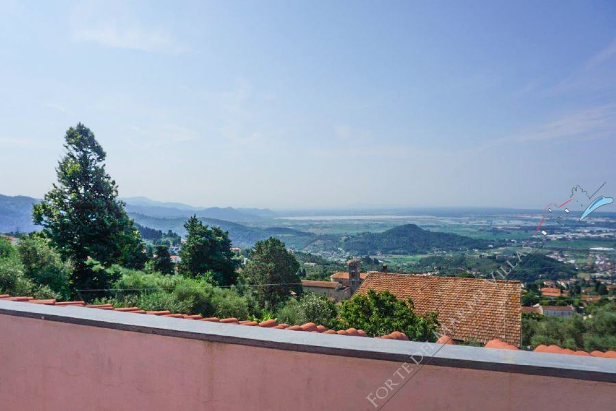 Villa del Panorama : Terrace