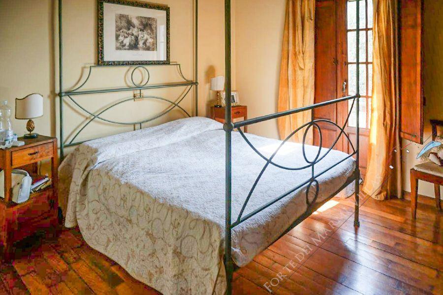 Villa del Panorama : Double room