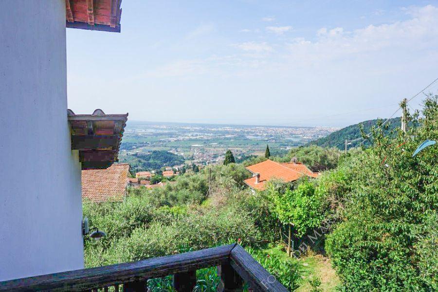 Villa del Panorama : Outside view