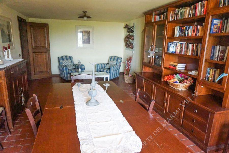 Villa del Panorama : Dining room