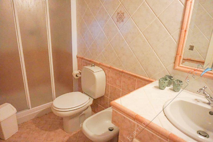 Villa del Panorama : Bathroom with shower