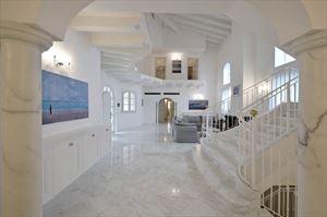 Villa Azzurra  : Salone