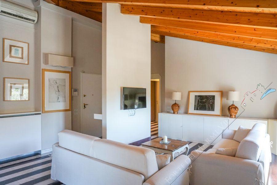 Attico Centro Vista Mare - Appartamento Forte dei Marmi