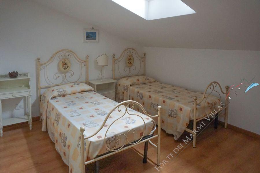 Villa Filomena : Double room