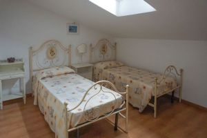 Villa Filomena : Double room